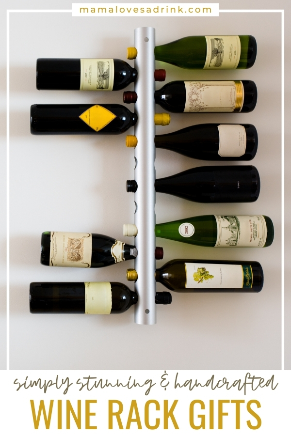 unqie wine racks