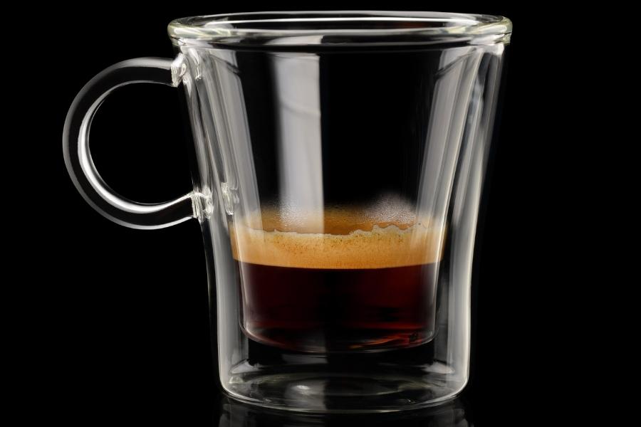 a ristretto espresso drink